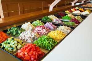 salata bar